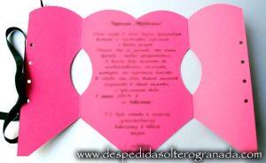 Invitaciones Originales Para Despedida De Soltera